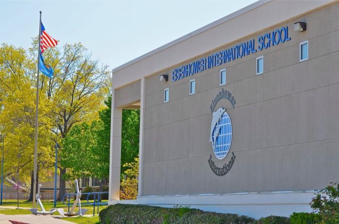 4. Tulsa: Tulsa School District (Eisenhower International School)