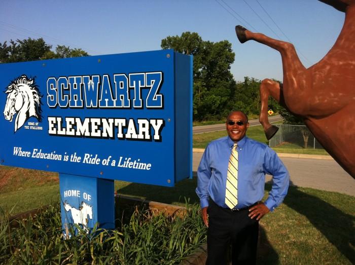 3. Oklahoma City:Midwest City-DelCity School District (Schwartz Elementary School)