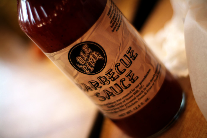 8. Barbecue sauce because Oklahomans love barbecue.