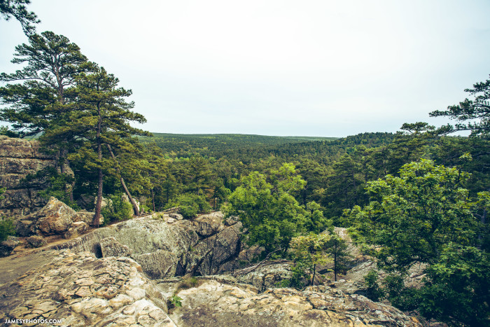 8. Robbers Cave State Park: Wilburton