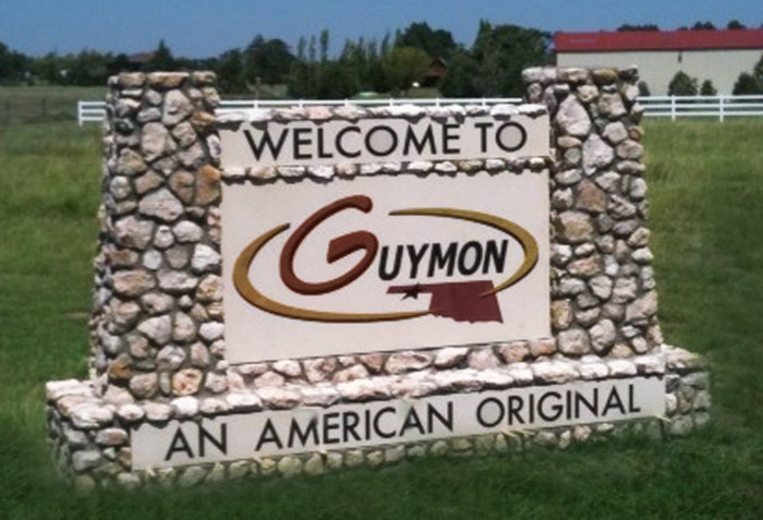 1. Guymon