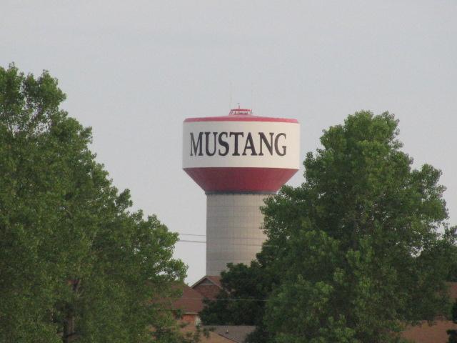 7. Mustang