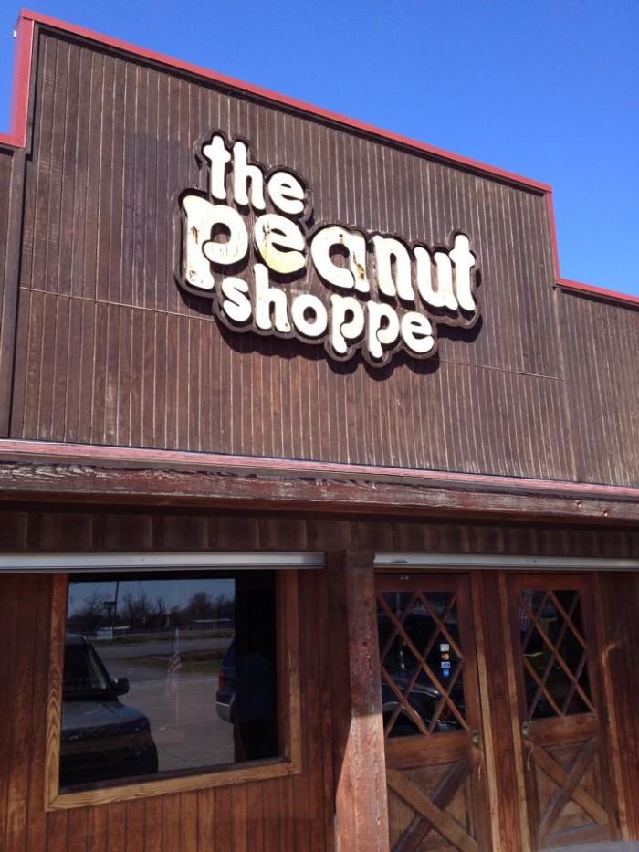 10. The Peanut Shoppe: Durant