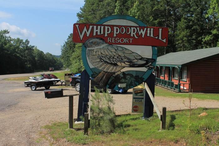 3. Fudge Factory & Sweet Shop at Whip Poor Will Resort- Broken Bow