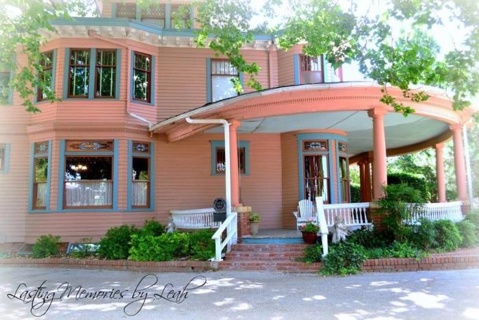 9. The Grandison Inn at Maney Park : Oklahoma City