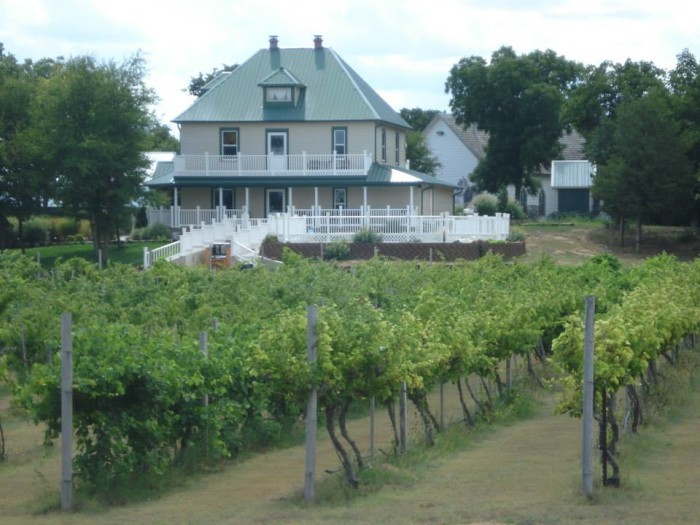 5. Indian Creek Village Winery Bed & Breakfast: Ringwood
