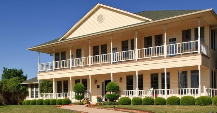 8. Shiloh Morning Inn: Ardmore