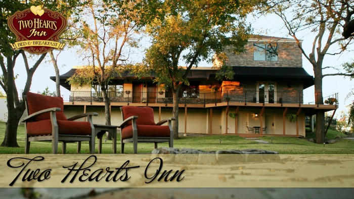 2. Two Hearts Inn: Edmond
