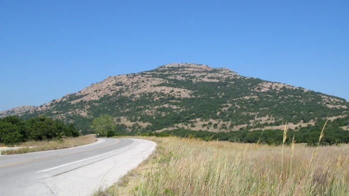 2. Mount Scott