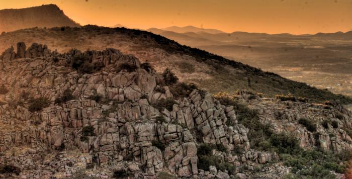 3. Top of Mount Scott