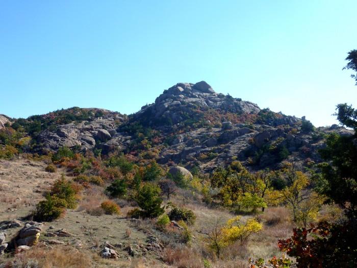 9. Boulder in Wichita Mountains