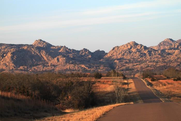 8. Wichita Mountains
