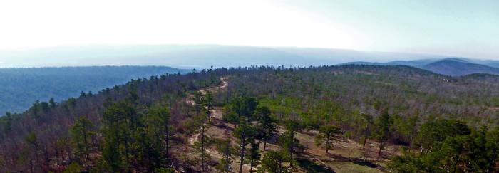 10. Flagpole Mountain