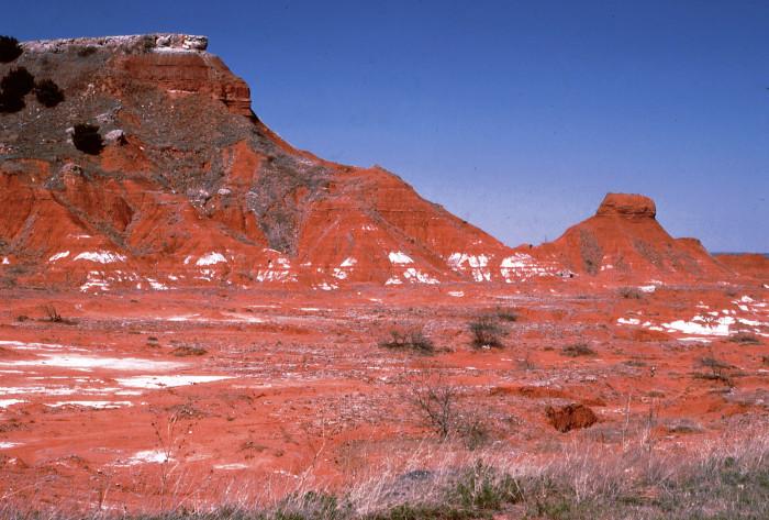 10 Mountains In Oklahoma