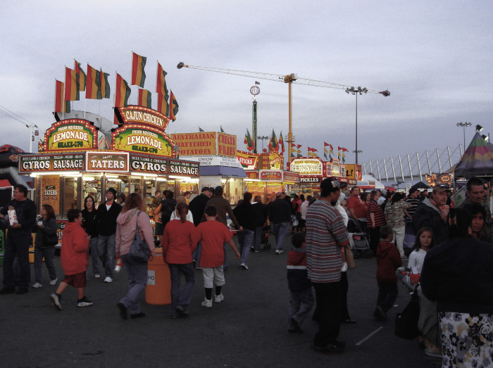 3. State Fairs...A favorite Oklahoma tradition.