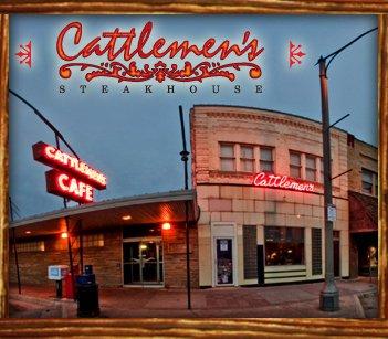 8. Cattlemen's Steakhouse:  Historic Stockyard City