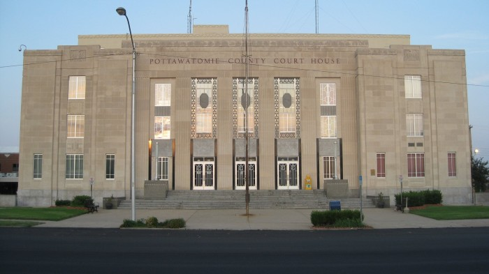 9. Pottawatomie County: 23.74 Offenders/10,000 Residents