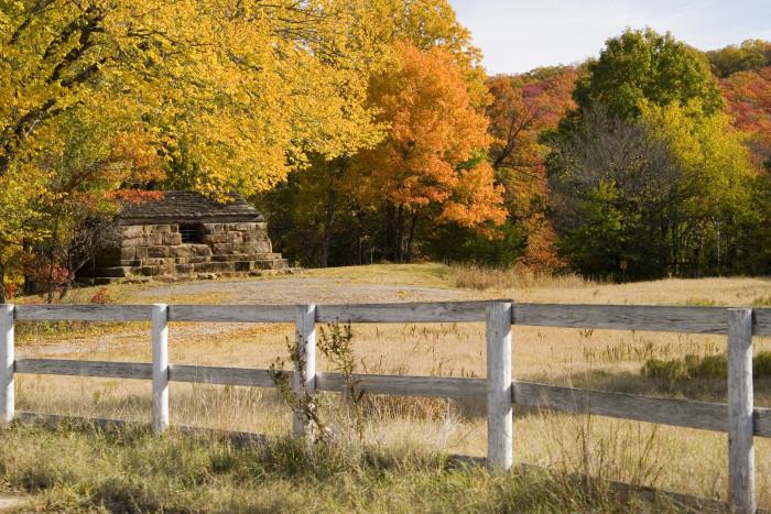 6. Osage Hills State Park: Pawhuska