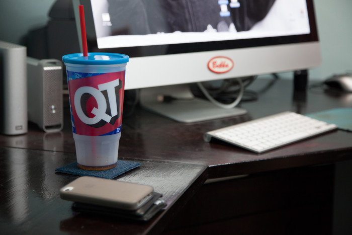 4. Drinking any fountain drink besides one at Quiktrip.