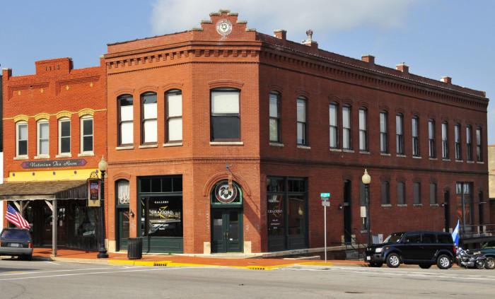 10. Logan County: Population - 41,848