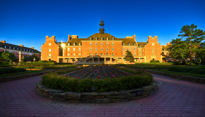 6. Lets stop in Stillwater to take in the beauty of the OSU campus.