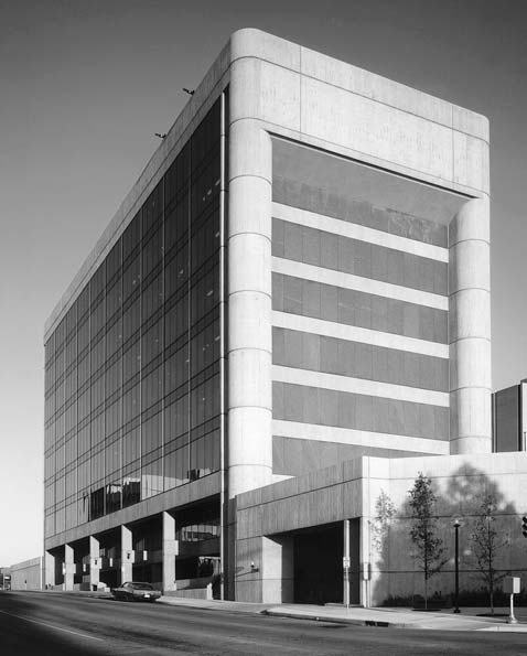 6. Alfred P. Murrah Federal Building - Then