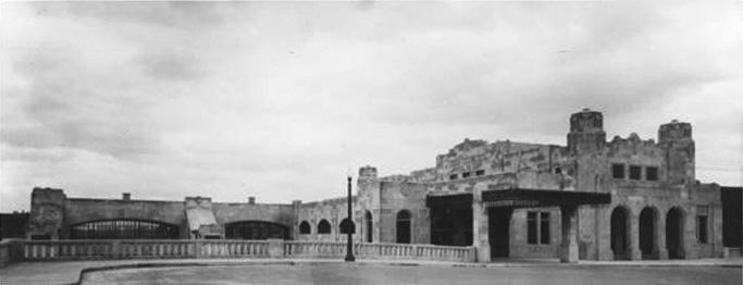 5. Union Depot Tulsa - Then