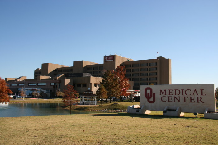 1. OU Medical Center: Oklahoma City, OK