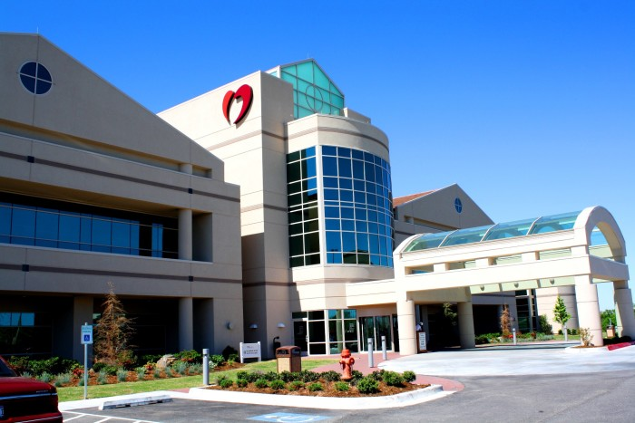3. Oklahoma Heart Hospital North & South: Oklahoma City, OK
