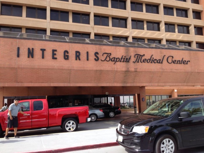 2. Integris Baptist Medical Center: Oklahoma City, OK