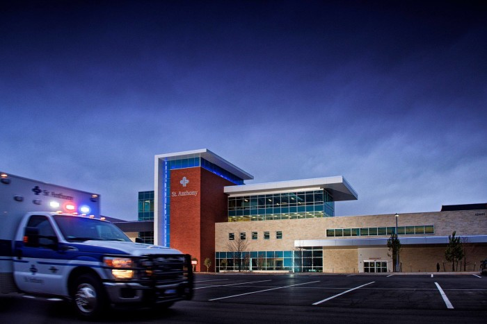 6. St. Anthony Hospital: Oklahoma City, OK