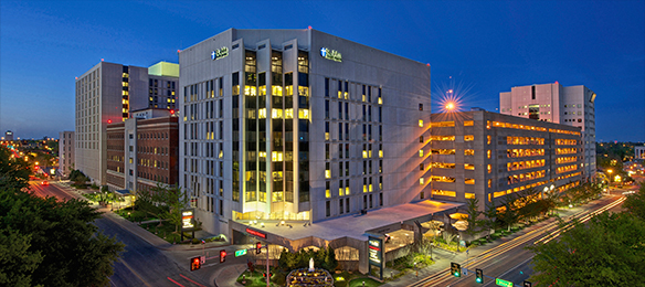 8. St. John Medical Center: Tulsa, OK