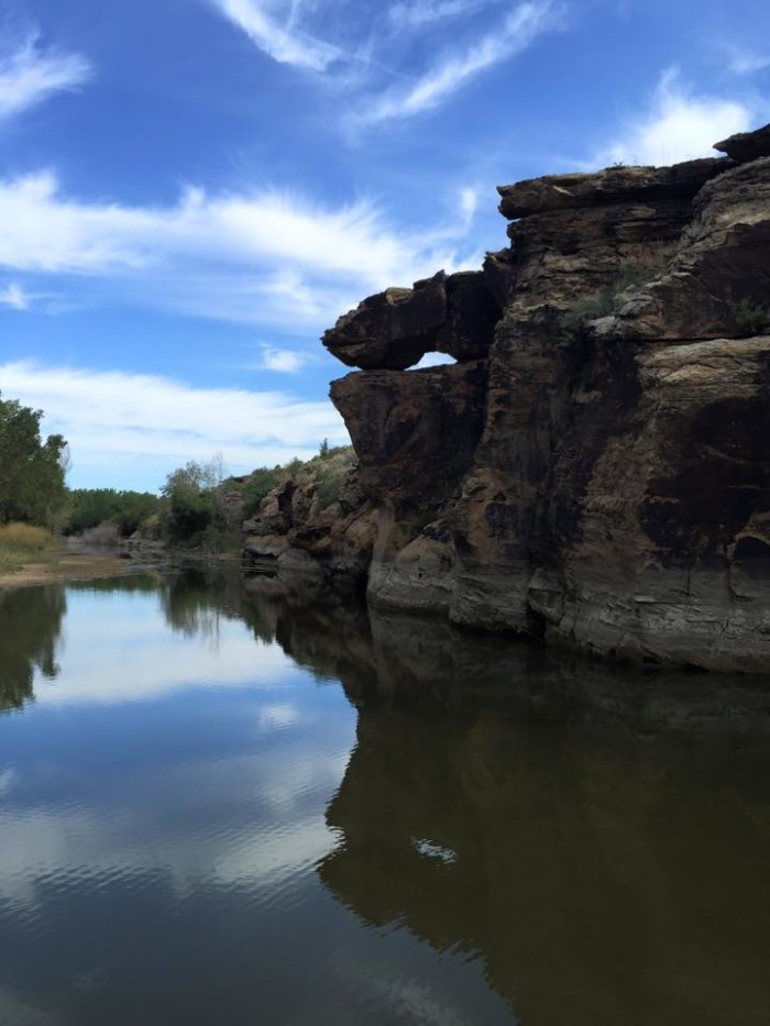 10. Donny Carter snapped this shot of Black Mesa State Park.