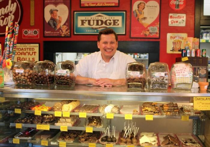 8. Old Market Candy Shop, Omaha