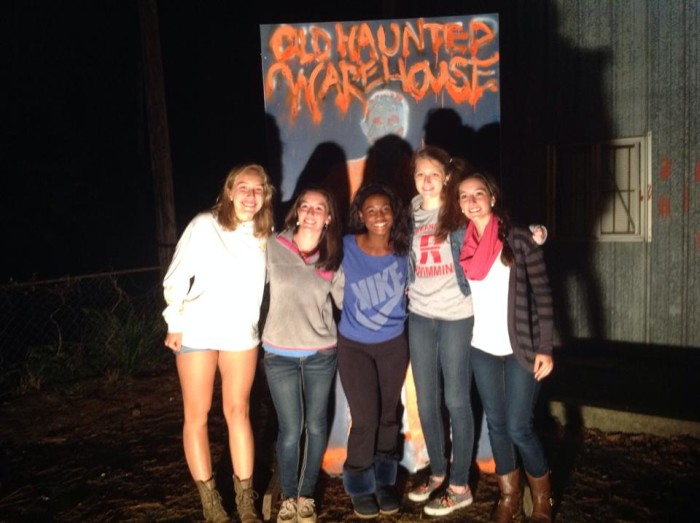 8. The Old Haunted Warehouse