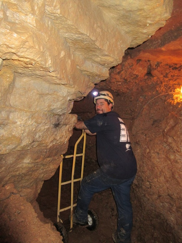 11. See if you can find what's hidden at Old Spanish Treasure Cave!