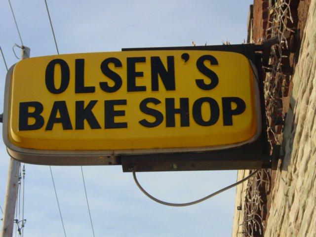 10. Olsen's Bake Shop, Omaha