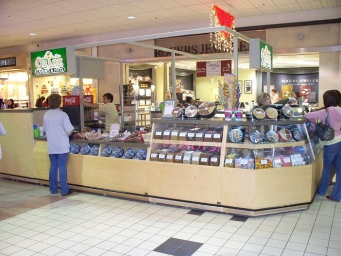 4. Ozark Candies and Nuts