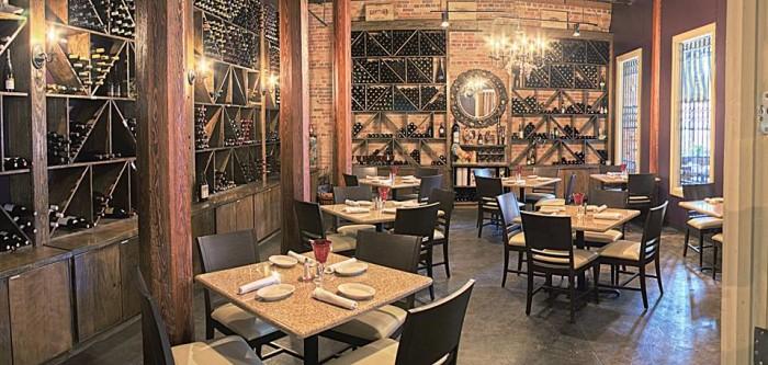 1. Piazza Italian Restaurant -  24 E Main St, Dahlonega, GA 30533