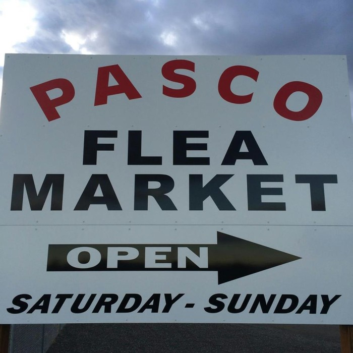 4. Pasco Flea Market