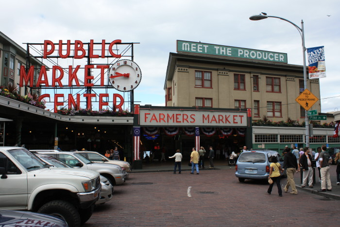 7. Pike Place Market