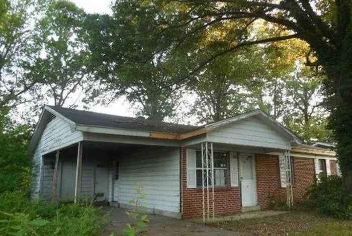8. Pine Bluff