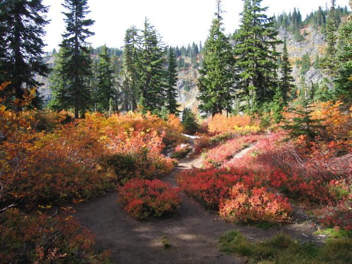 5. Rachel Lake, Alta Mountain