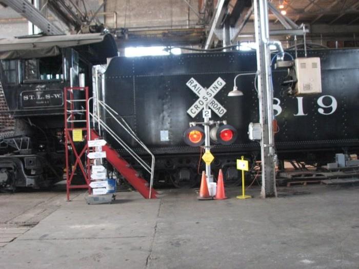 4. Arkansas Railroad Museum