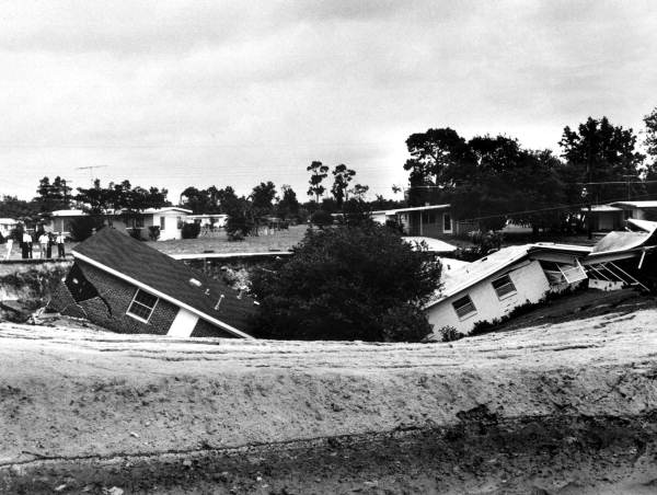 5.  Ocala, 1950s