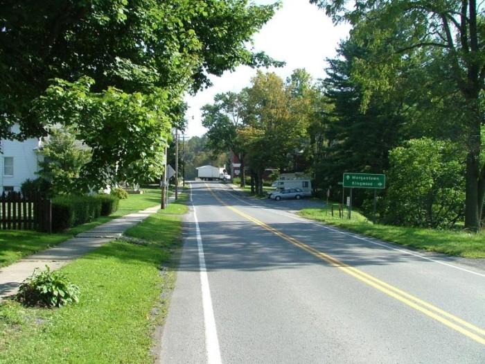 10. Reedsville