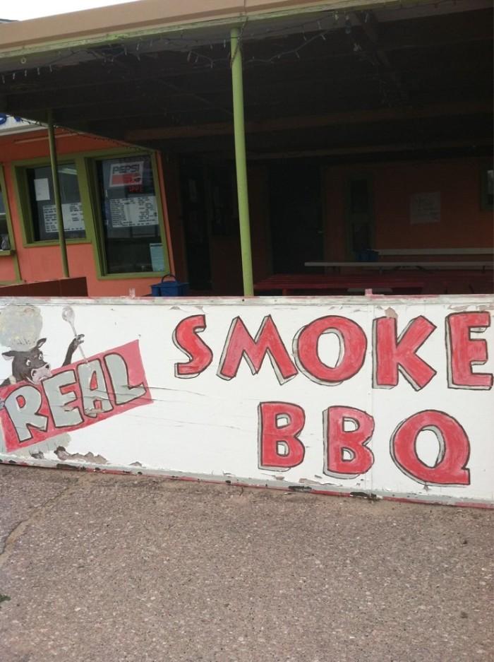 18. Rock-Jan's Pit BBQ, Crawford