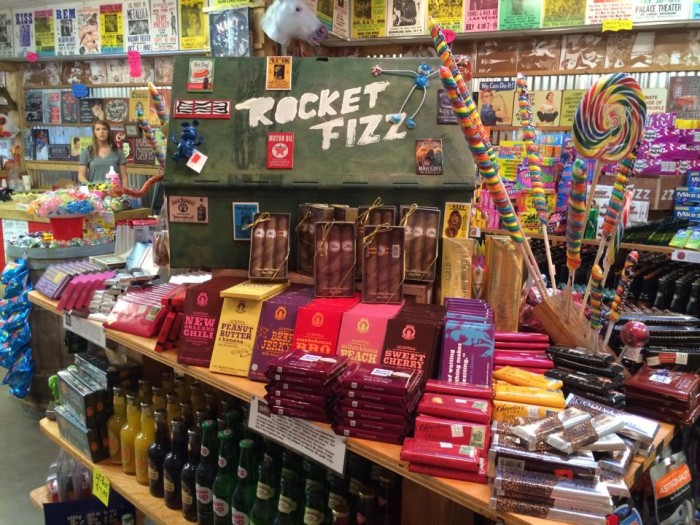 9. Rocket Fizz