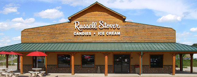 3. Russell Stove in Wheeling