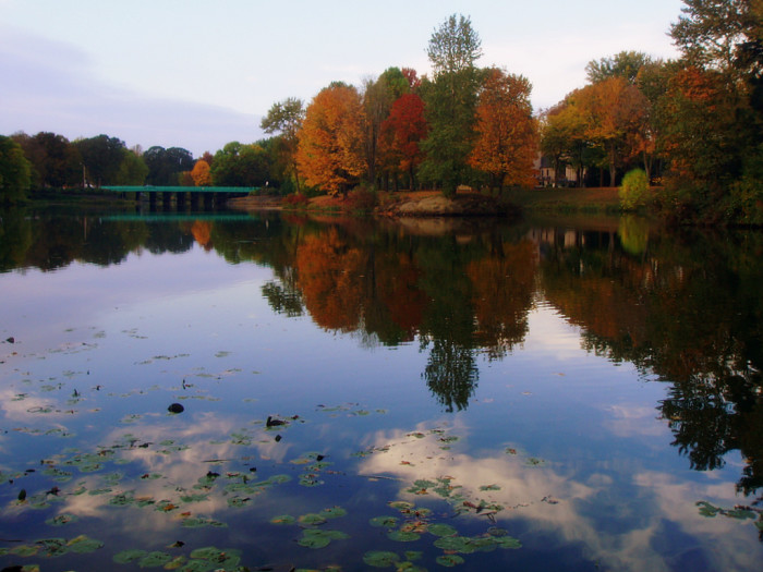 6. Lake Sacajawea